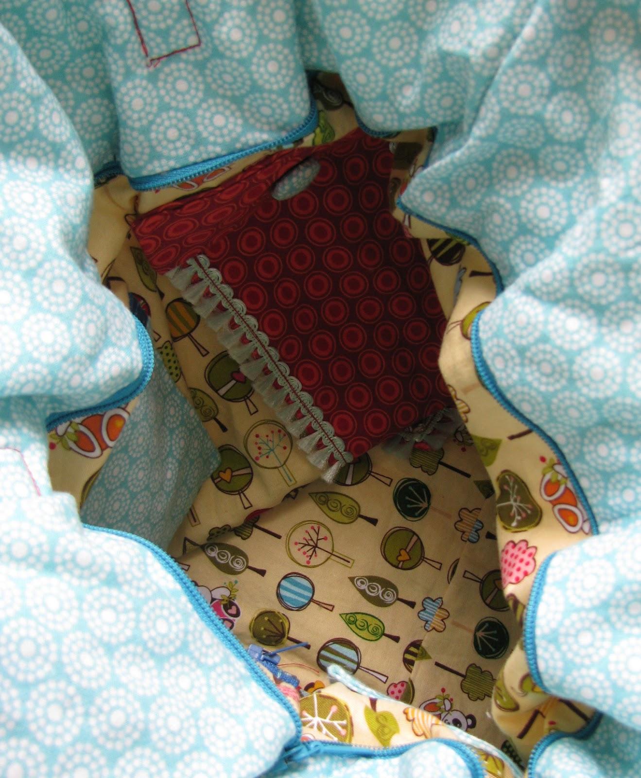 Tasche für Kinder mit Futter